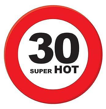 confettery - Chapa de Pin Super Hot, regalo de cumpleaños 40 ...