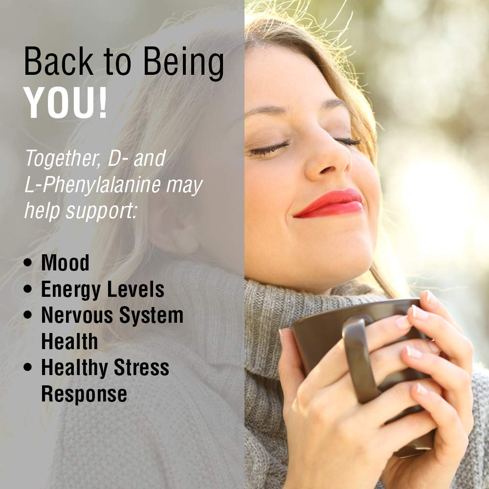 Blend of Essential Amino Acids for Nervous System, Mood & Energy Support