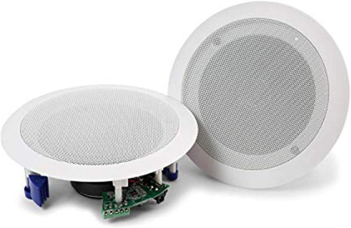 Altavoz, difusor de audio Bluetooth de techo, para empotrar 20W, art. P8055