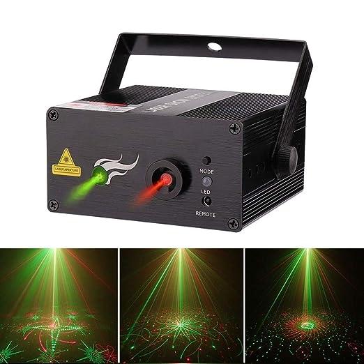 Luces de discoteca, luces de caja de discoteca activadas a ...