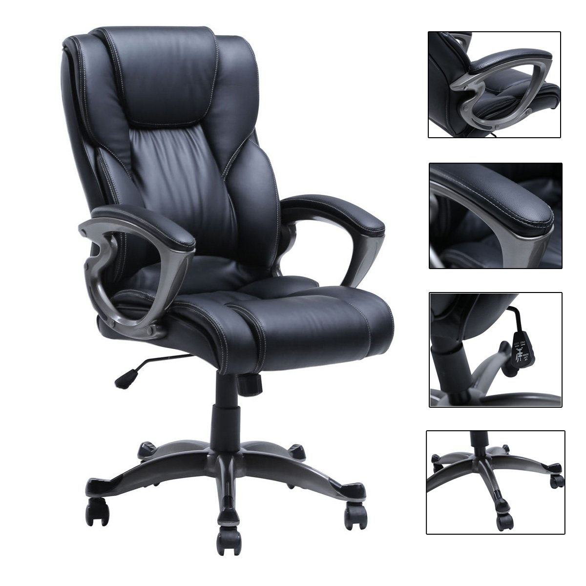 How To Choose The Right Office Chair Desk Chair Computer