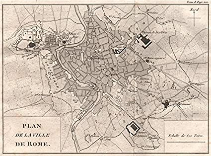Amazon.com: Plan of the City of ROME. Roma - 1818 - old map ... on old map fl, old medieval europe map, 19th century rome, old world map, old waikiki hotels, old maps of kentucky, old map italy, imperial fora rome, old riviera hotel las vegas, medieval rome, old mesopotamia map, old rome restaurants, old map wallpaper, greece and rome, old map with compass, old hotel rome, republican rome, ancient rome, old map template, old map georgia,