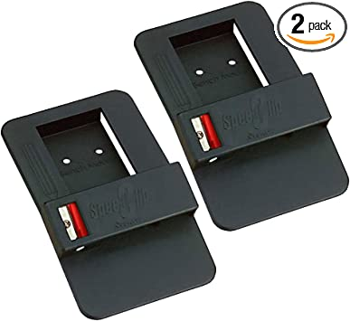 FastCap SPEEDCLIP Speed Clip Tape Measure Belt Clip and Pencil Holders 2-Pack