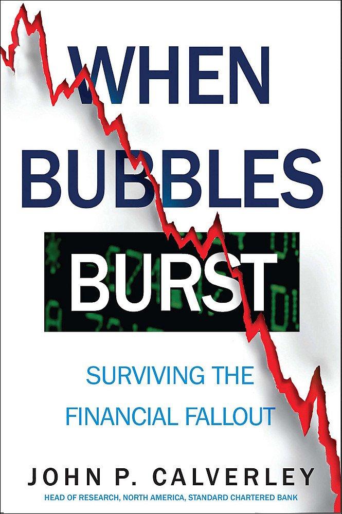 Read Online When Bubbles Burst: Surviving the Financial Fallout pdf epub
