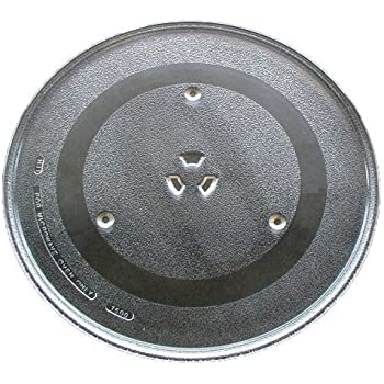 Amazon.com: G.E. Microwave Glass Turntable Plate/Tray 11 1/4 ...