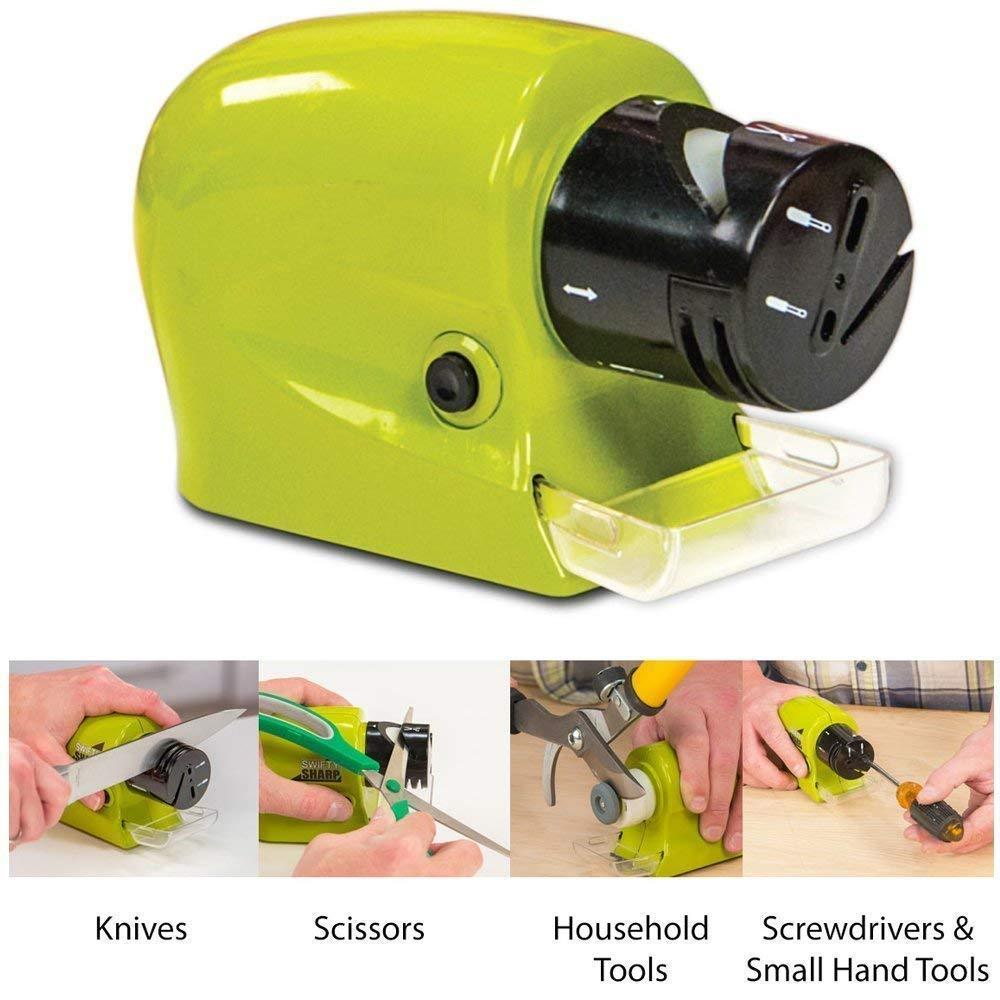 Khodiyar Creation Swifty Sharp Cordless Motorised Electrical ...