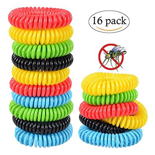 Mosquito Repellent Bracelets Waterproof Protection
