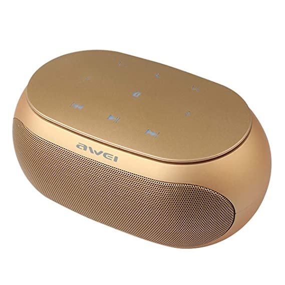 Review Bluetooth Speaker Portable Wireless