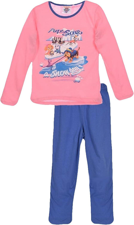 PAW PATROL M/ädchen Zweiteiliger Schlafanzug