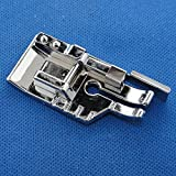 Kalevel® 1/4 Quilting Sewing Machine Presser Foot 1 4 Sewing Foot Patchwork Foot for All Low Shank Snap-on Singer Brother Babylock Euro-pro Janome Kenmore White Juki New Home Simplicity Elna Husqvarna Janome Bernina by Kalevel