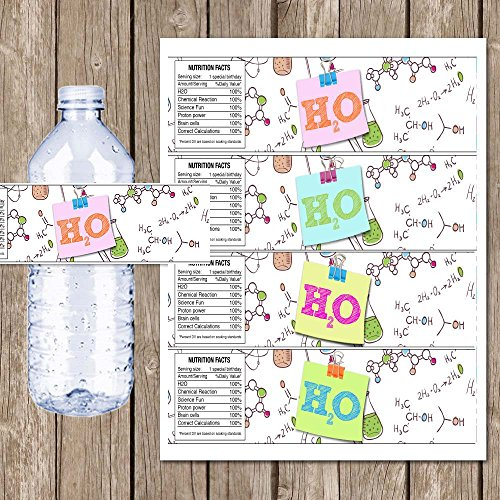 Used, Girl Science Party Supplies Decorations Invites (H2O for sale  Delivered anywhere in USA