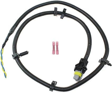 Amazon.com: ABS Cable Harness compatible with Chevrolet Impala 00-15 /  Monte Carlo 00-07 / Lumina 00-01 Front Left: AutomotiveAmazon.com