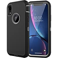 Diverbox Compatible with iPhone Xr Case, [Shockproof] [Dropproof] [Dust-Proof],Heavy Duty Protection Phone Case Cover…