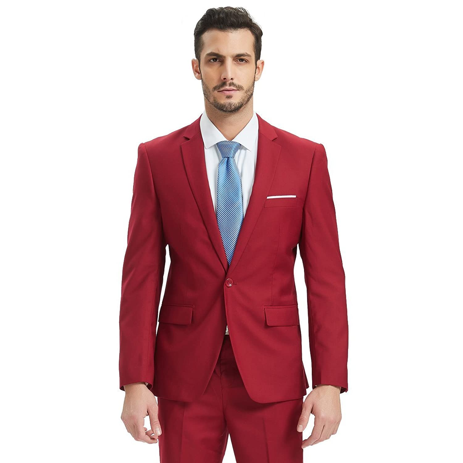 Workmanship jacket+pants+bow Tie In High Quality Mens Suits Groom Tuxedos Groomsmen Wedding Party Dinner Best Man Suits W:38 Exquisite