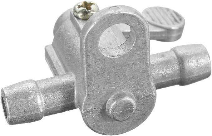 Forspero 8mm en Ligne r/éservoir de Carburant Robinet on//Off commutateur petcock pour Quad Buggy Dirt Bike