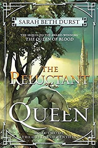 book cover of The Reluctant Queen