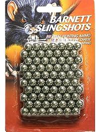 Barnett Crossbows Slingshot Ammo-38 Caliber (Approximately 140 Rounds)