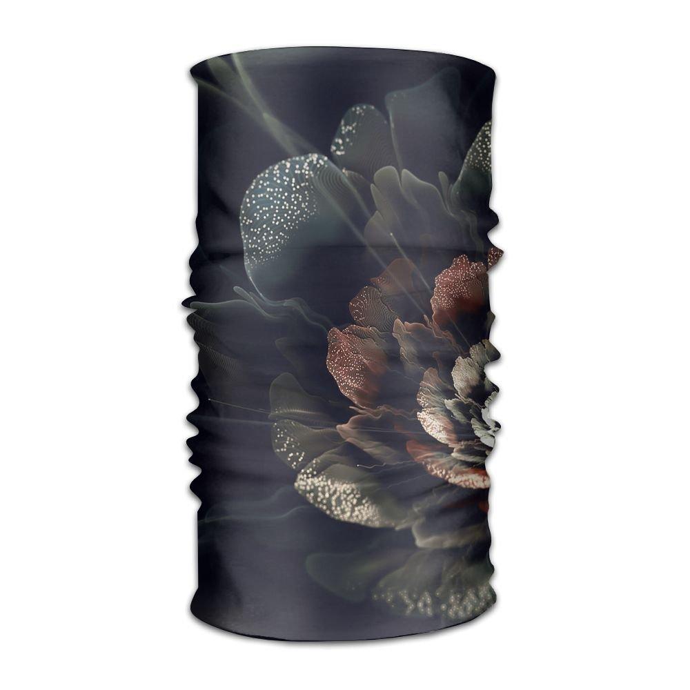Headwear Headband Flowers Head Scarf Wrap Sweatband Sport Headscarves For Men Women