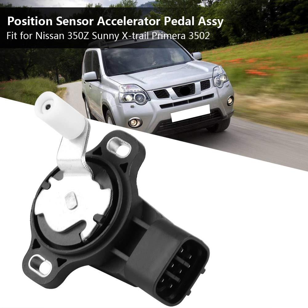 Sensore di posizione pedale acceleratore di sensore di posizione 350Z X-trail 18919-VK500