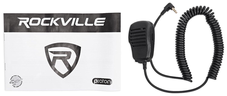 Rockville Rxm S20 Micro Marine Atv Amplifier 1600w Peak Wiring Kit 4 Channel Digital Bridgeable Pro Don T 4x100 Cea Rated Cell Phones Accessories