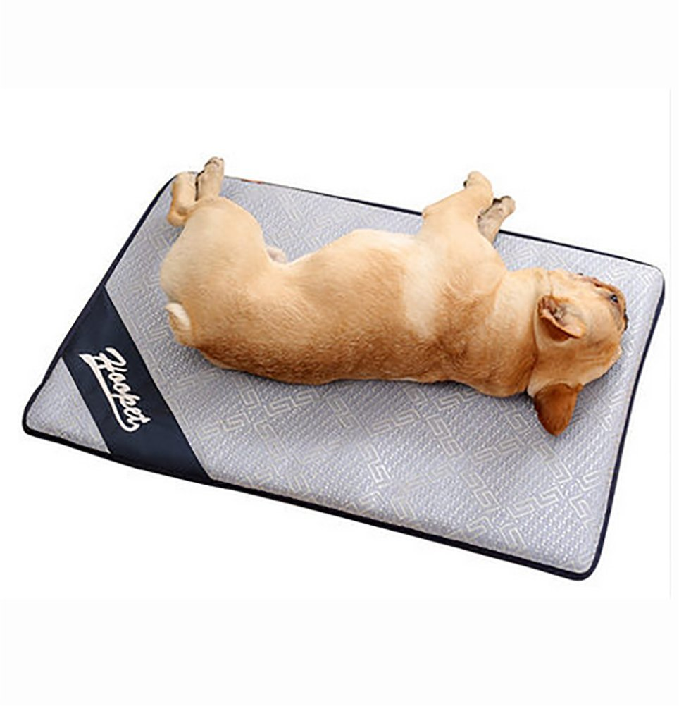 70502cm MEIQI Cool Bed For Dogs House Sofa Kennel Square Pillow Husky Labrador Teddy Large Dogs Cat House Beds Mat