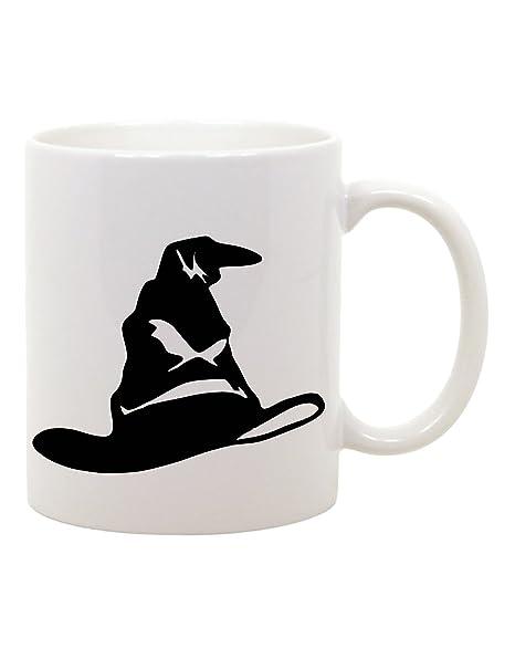 bubbleshirt Tazza Mug in Ceramica Cappello parlante Harry Potter - Hogwarts 68d1542bdff5