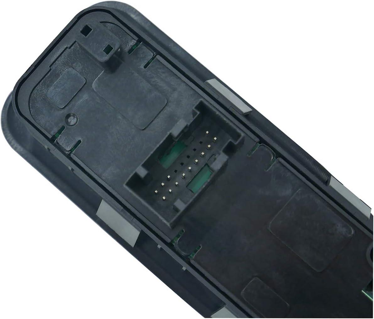 ZEALfix Bouton de linterrupteur de Commande de fen/être Power Master 6554.ZJ