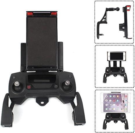 Hensych Soporte para tablet, smartphone y controladores de DJI Spark, DJI Mavic Pro, DJI Mavic Air: Amazon.es: Deportes y aire libre