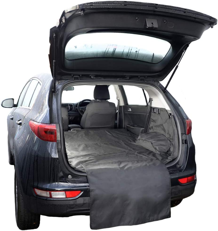 North American Custom Covers Compatible Cargo Liner for Hyundai Tucson Generation 3