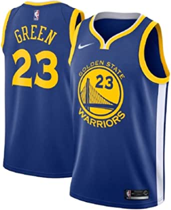Royal Blue Youth Large NBA Golden State Warriors Children Player Tribute Little Richmond Youth Tee
