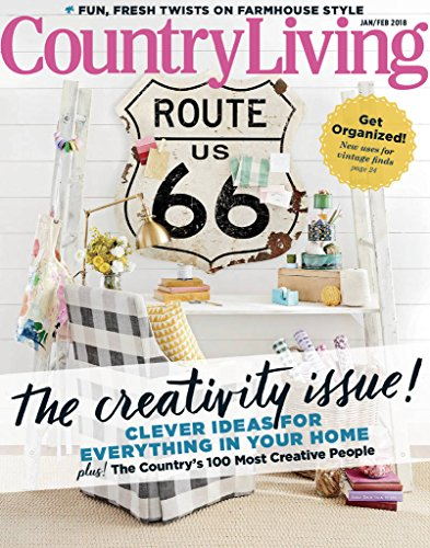 Country Living   Buy Online In UAE. | Print Magazine Products In The UAE    See Prices, Reviews And Free Delivery In Dubai, Abu Dhabi, Sharjah    Desertcart ...
