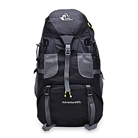 Free Knight 60L Waterproof Climbing Hiking Backpack Rain Cover Bag 50L  Camping Mountaineering Backpack Sport Outdoor 766e862e89