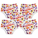 Bambino Mio, Potty Training Pants, Pink Elephant, 18-24 Months, 5 Pack