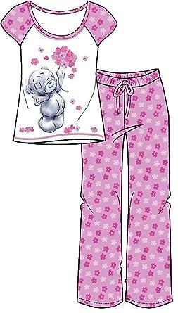 12-14 20-22 Tatty Teddy NEW Ladies Me To You Pyjamas Size 8-10 16-18