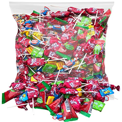 Premium Party Candy Bag Assortment Bulk Value by Variety Fun (4.5 lb/ 72 oz) (Halloween Hard Candy)