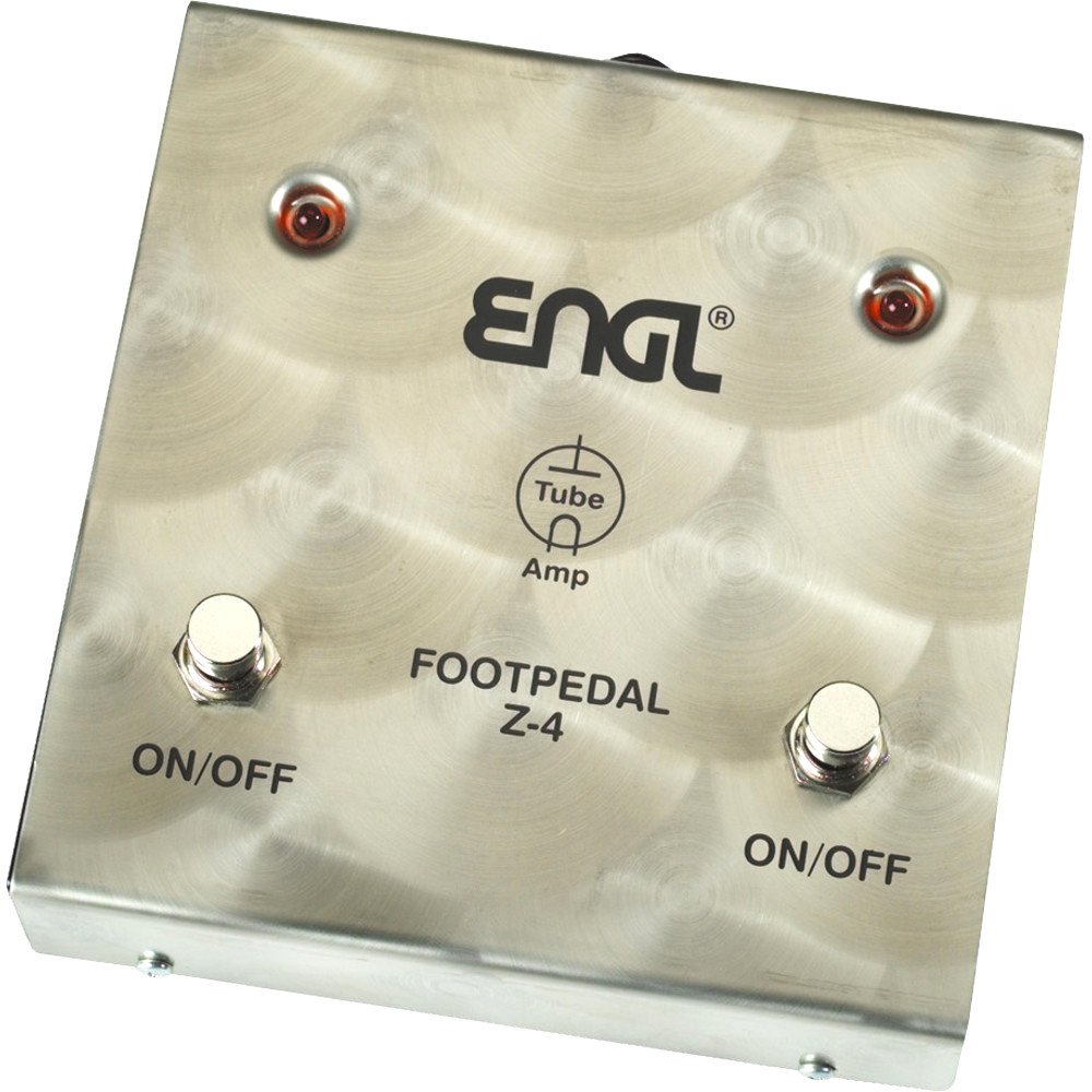 Engl Z4 Footswitch Metall LED