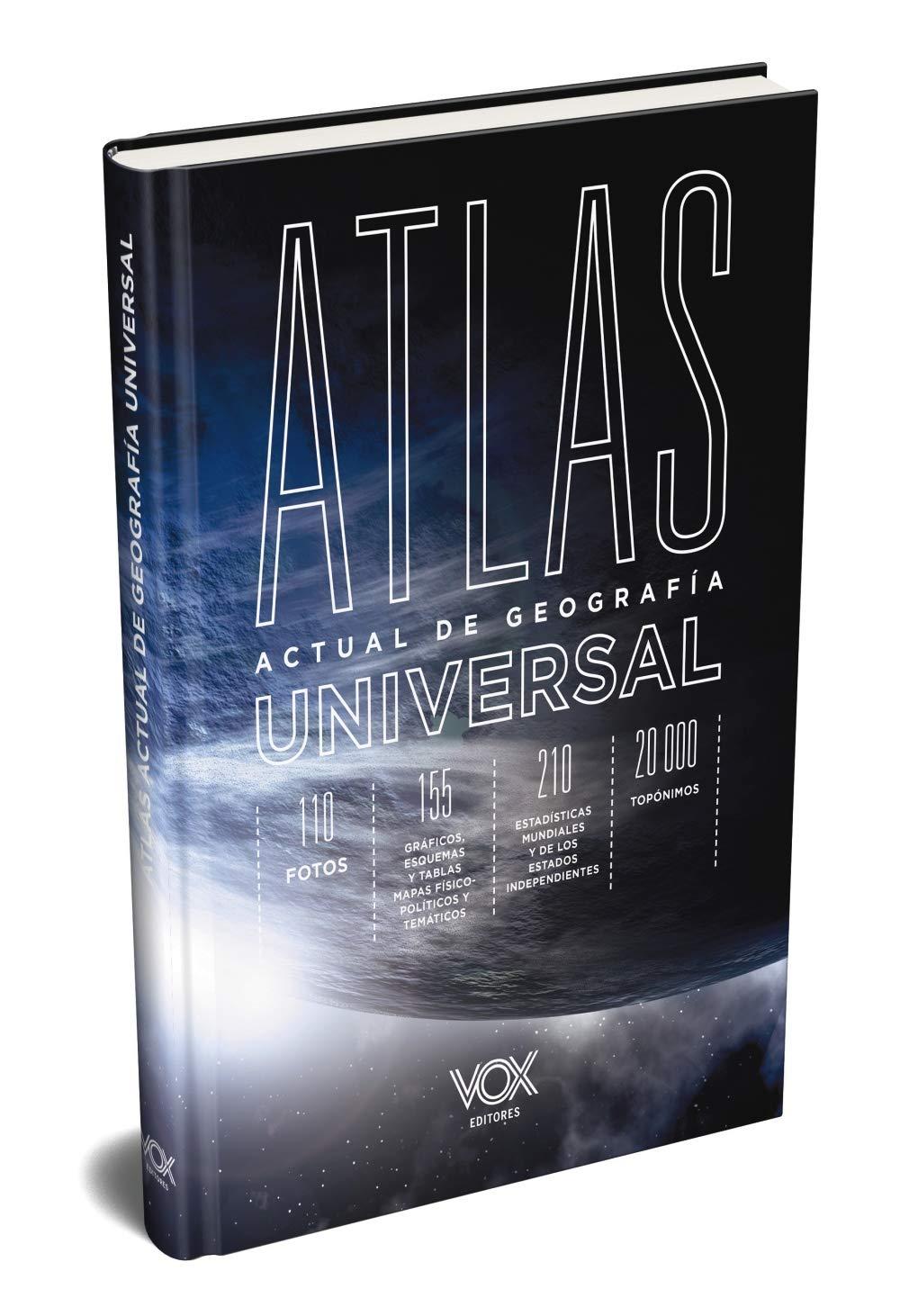 Atlas Actual de Geografía Universal Vox (Vox - Atlas): Amazon.es: Vox Editorial: Libros