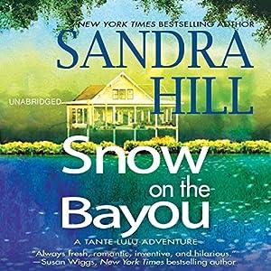 Snow on the Bayou Audiobook
