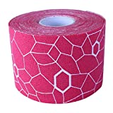 Best NEW Kinesiology Tapes - TheraBand Kinesiology Tape, Waterproof Physio Tape for Pain Review