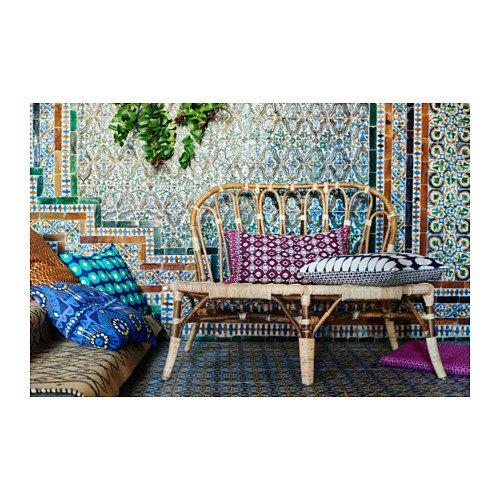 Amazon.com: IKEA Sofa, Rattan 228.142311.214: Kitchen & Dining