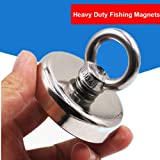 D75 Fishing Magnets 450 LBS Pulling Force Rare