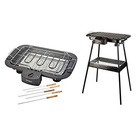 Sheffield Classic Sh 1003 Barbeque (Black)