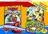 1St Look & Find & Puzzle Disney Cars, Publications International Ltd. Staff, 1450802559