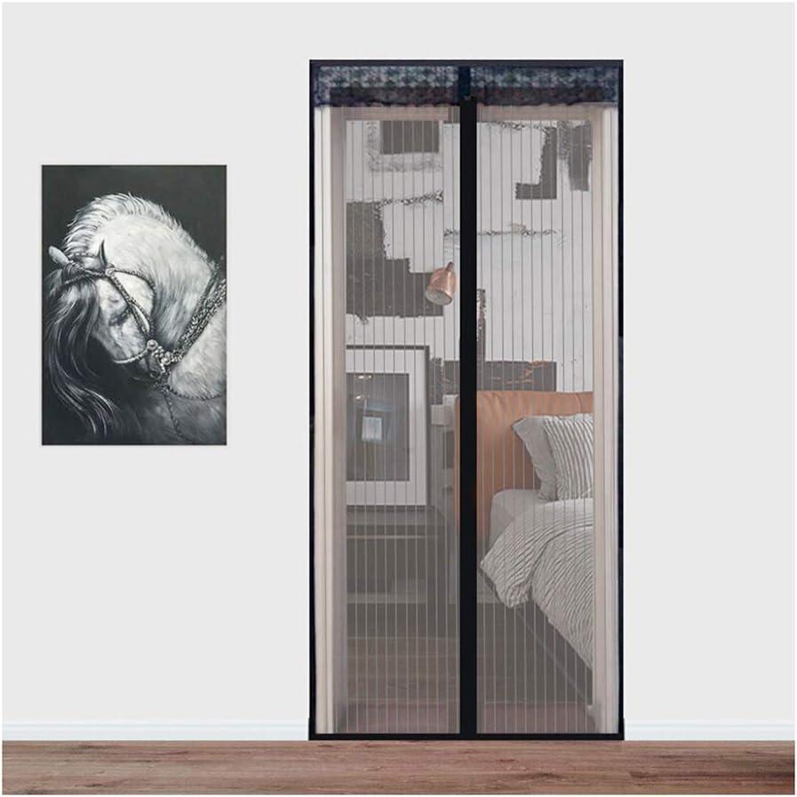 DGYAXIN - Puerta magnética para Puerta corredera de Cristal con ...