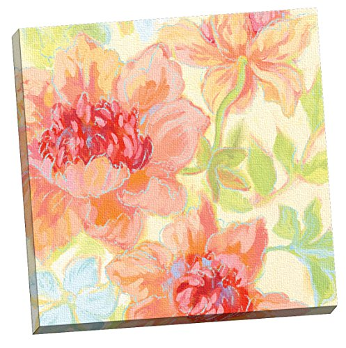 Portfolio Canvas Decor Garden Trio by Heather Craig Large Canvas Wall Art, 24 x 24