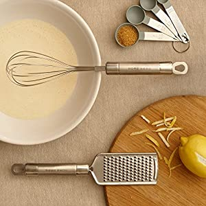 Kitchen Utensils Set | 29-Piece stainless-steel | Premium Cooking Gadgets by HomeHero