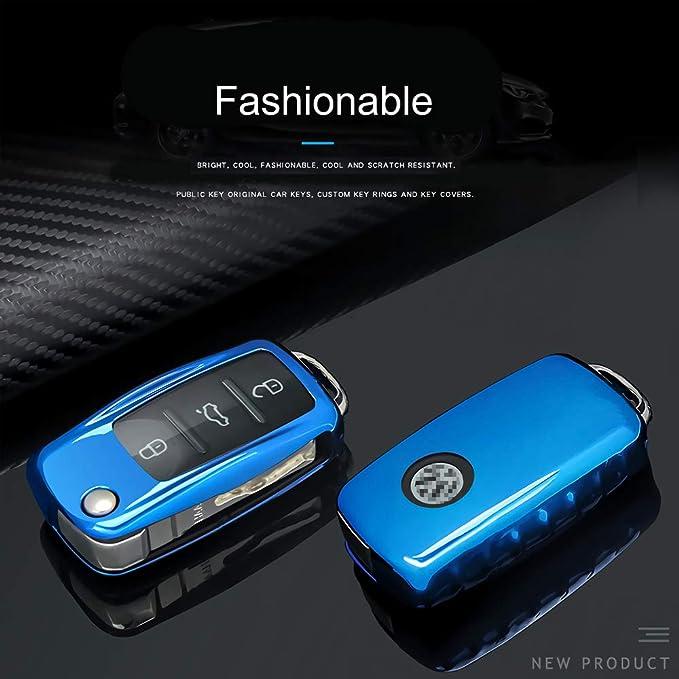 Amazon.com: QBUC - Funda protectora para llave de coche para ...