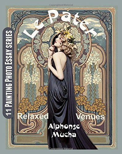 Le Pater: Alphonse Mucha (Painting Photo Essay series) (Volume 11)