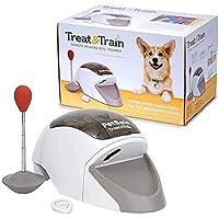 PetSafe Treat & Train nagradzany smakołyk do treningu psów, trener zdalny dla psów, zasięg 30 m, instrukcja obsługi DVD…