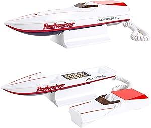 Budweiser Ocean Racer Speed Boat Home Phone Telephone